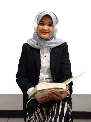 Anisatul Fuadah, S.Pd.