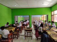 Alhamdulillah, AKM SMA Karang Arum Cilengkrang Lancar Jaya